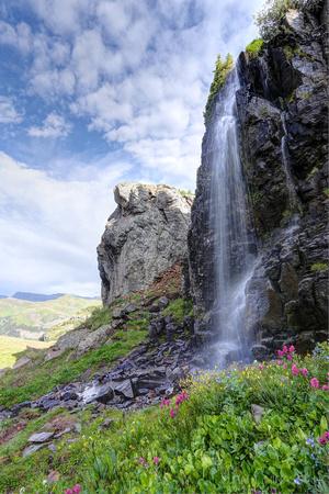 Porphyry Falls