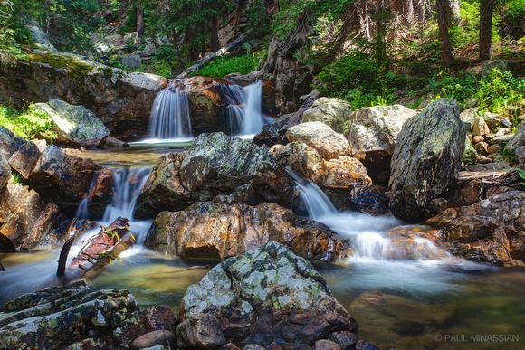 Vallecito Creek Cascade