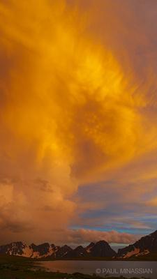 Dora Lake Skyfire